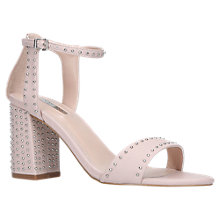 Buy Carvela Gogo Studded Block Heel Sandals Online at johnlewis.com