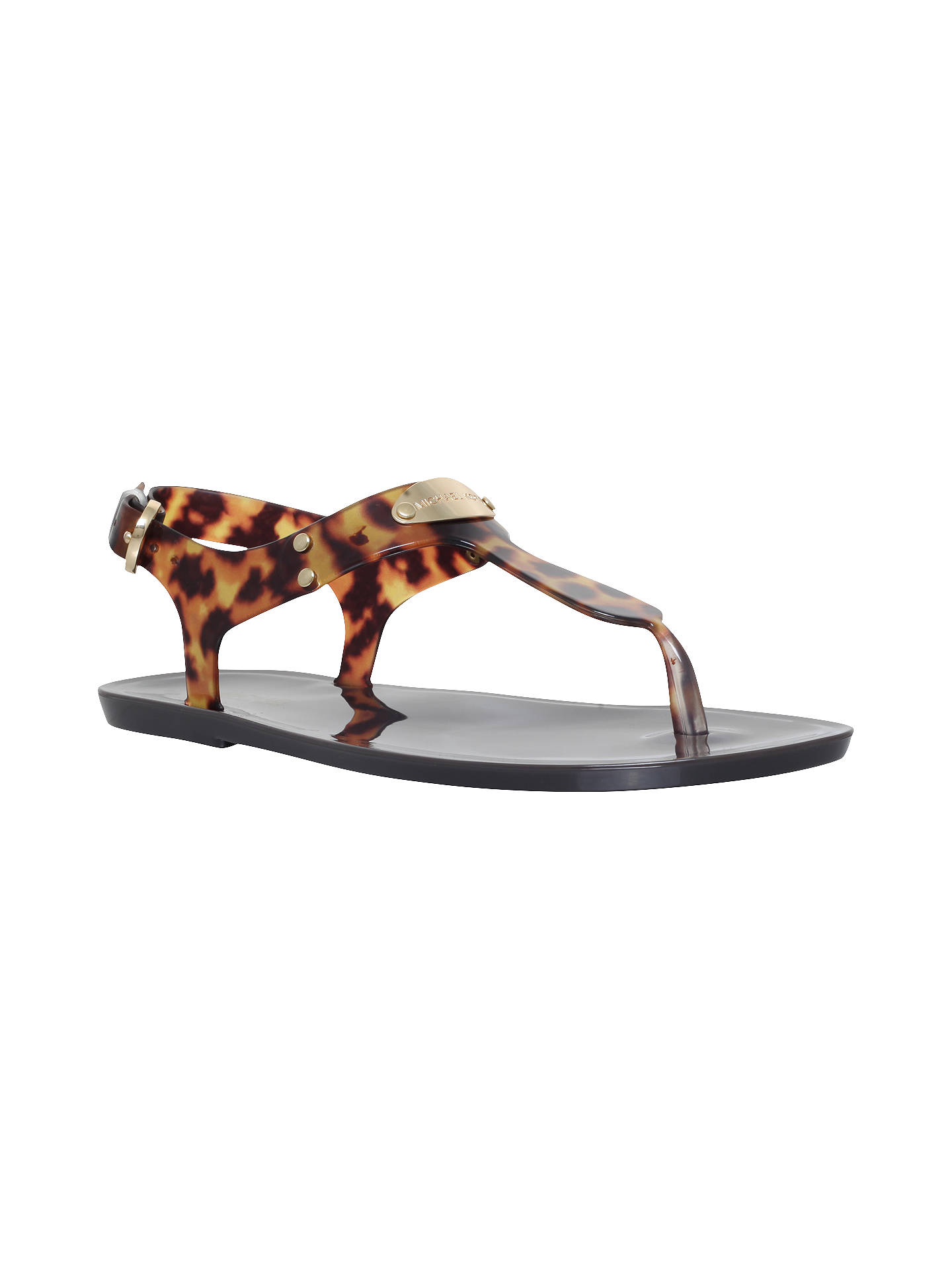 28a18706f0e2 Buy MICHAEL Michael Kors MK Plate Jelly Sandals