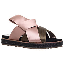 Buy Kurt Geiger Bloom Bow Sandals Online at johnlewis.com