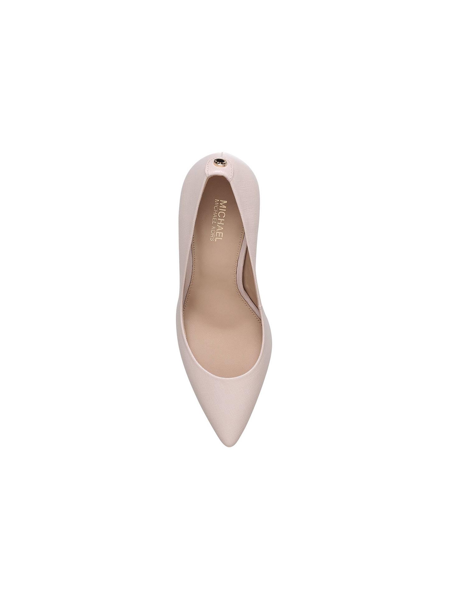 21ca7c3718a1 MICHAEL Michael Kors Flex Pump Stiletto Court Shoes at John Lewis ...