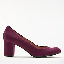Buy John Lewis Anita Block Heeled Court Shoes Online at johnlewis.com