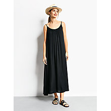 Buy hush Kelsey Dress, Black Online at johnlewis.com