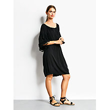 Buy hush Juliet Dress, Black Online at johnlewis.com