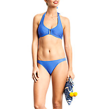 Buy hush Underwired Bikini Top, Marine Blue Online at johnlewis.com