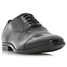 Buy Dune Pall Mall Oxford Shoes, Black Online at johnlewis.com