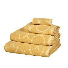 Buy Genevieve Bennett for John Lewis Deco Towels Online at johnlewis.com