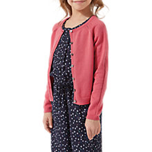 Buy Jigsaw Girls' Stitch Detail Cardigan Online at johnlewis.com