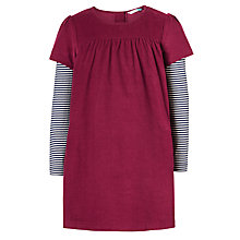 Buy John Lewis Girls' Corduroy Pini Dress Set Online at johnlewis.com