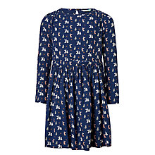 Buy John Lewis Girls' Rabbit Woven Dress, Periscope Online at johnlewis.com