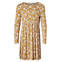Buy John Lewis Girls' All-Over Floral Print Dress Online at johnlewis.com