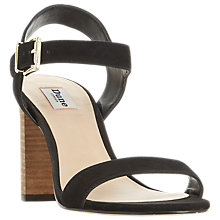 Buy Dune Isobell Block Heeled Sandals Online at johnlewis.com