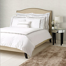 Buy John Lewis Hotel Jive 800 Thread Count Cotton Bedding Online at johnlewis.com