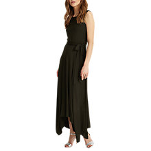 Buy Phase Eight Margot Maxi Dress, Khaki Online at johnlewis.com
