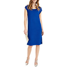Buy Phase Eight Carlotta Dress, Cobalt Online at johnlewis.com