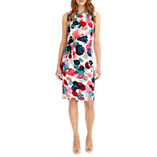 Buy Phase Eight Artists Pallet Spot Dress, Multi Online at johnlewis.com