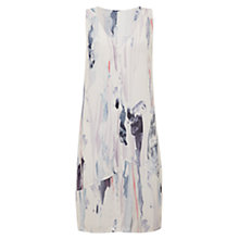Buy Mint Velvet Lili Print Cocoon Dress, Multi Online at johnlewis.com