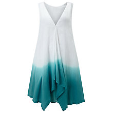 Buy Phase Eight Tamzin Ombre Dress, Turquoise Online at johnlewis.com