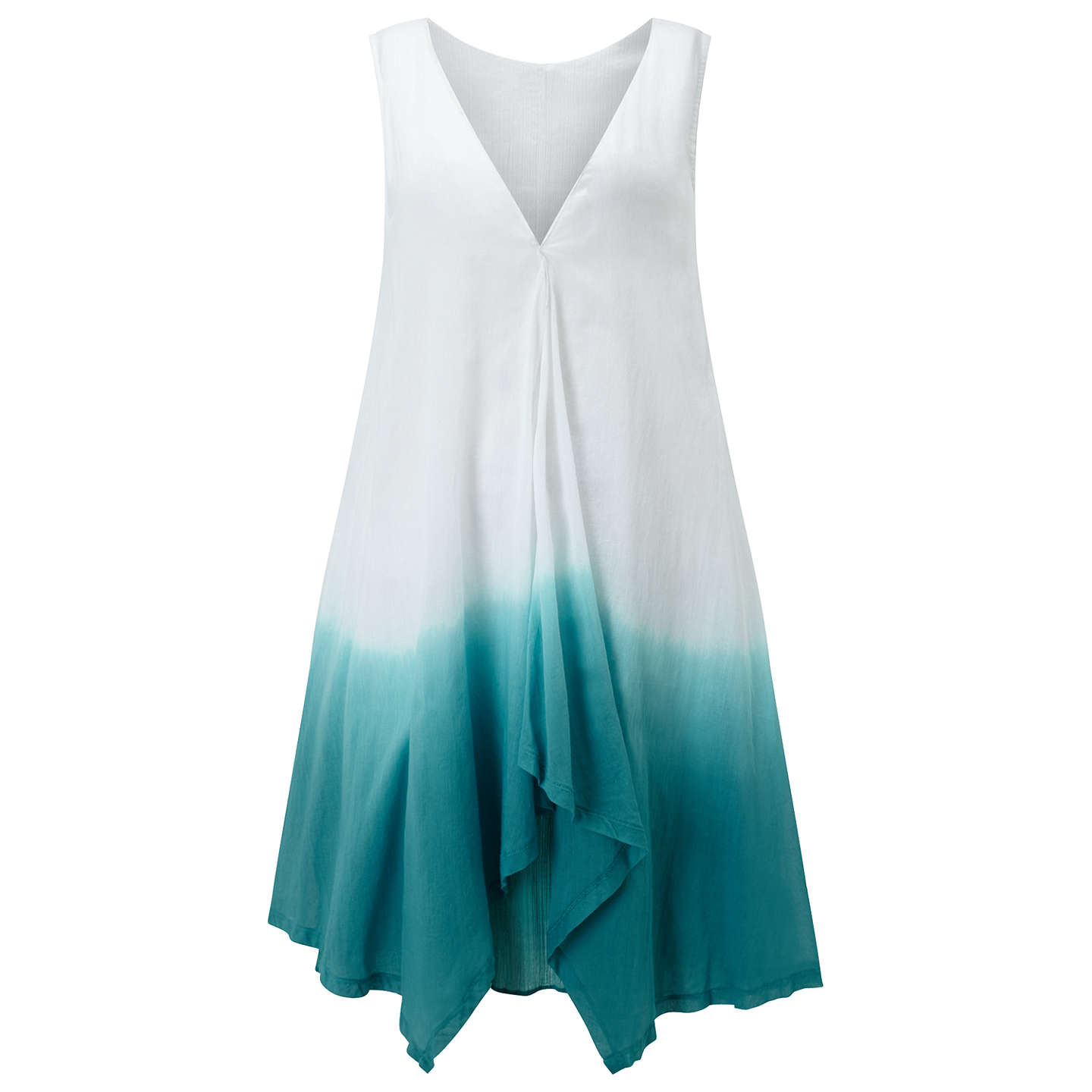 Phase Eight Tamzin Ombre Dress, Turquoise at John Lewis