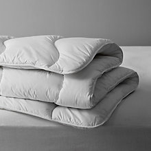 Buy John Lewis Specialist Synthetic Carefree Comfort Duvet, 13.5 Tog Online at johnlewis.com
