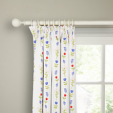 Buy little home at John Lewis Country Fairies Pencil Pleat Blackout Lined Children's Curtains Online at johnlewis.com