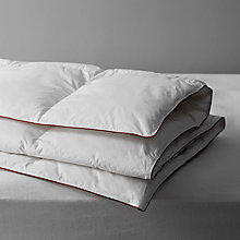 Buy Quilts of Denmark Temprakon Comfort Duvet, Warm Rating 1 Online at johnlewis.com