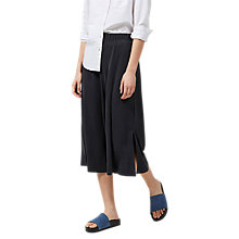 Buy Selected Femme Shila Culottes, Black Online at johnlewis.com