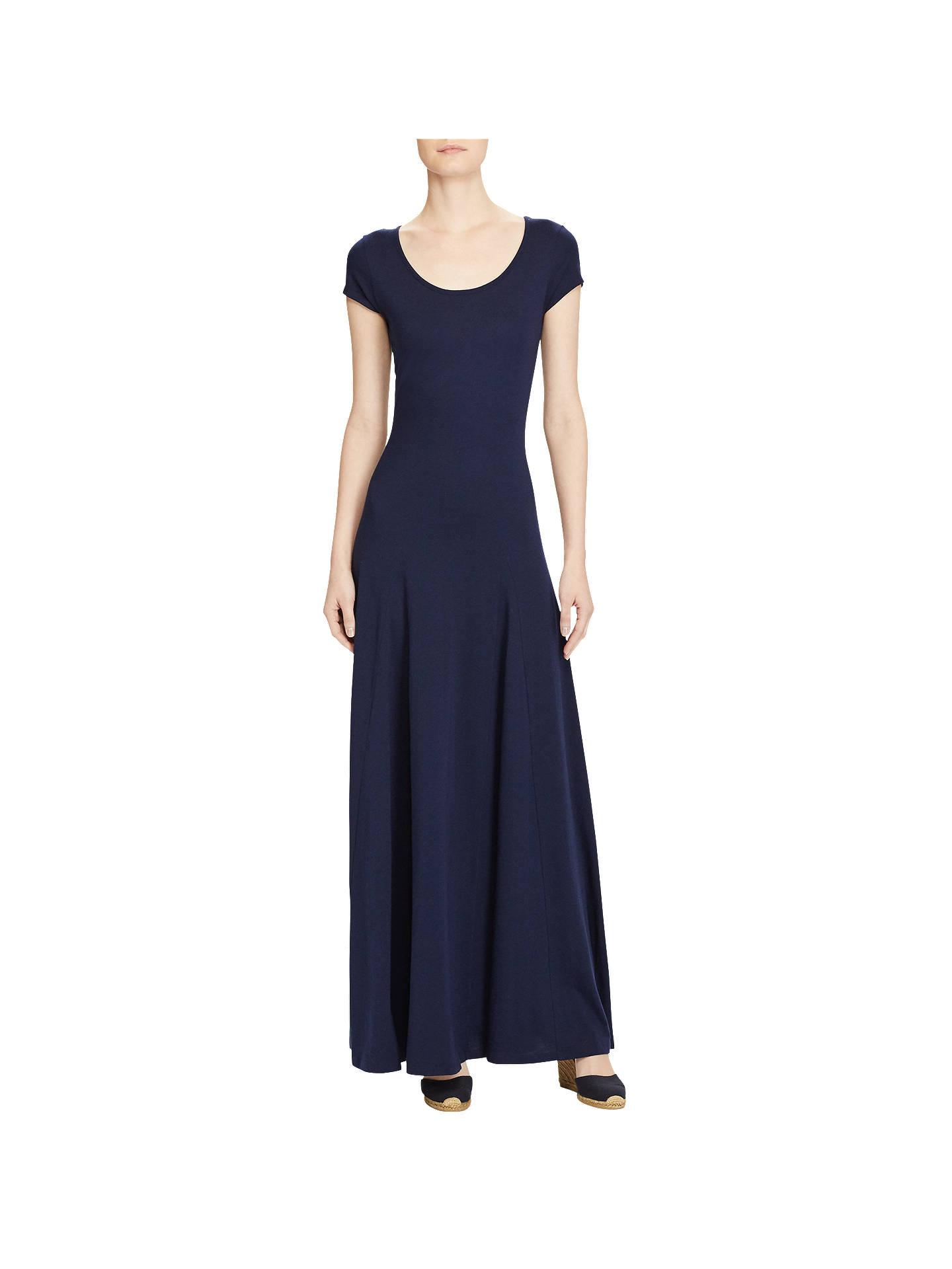 4afe8e43792 Buy Lauren Ralph Lauren Jersey Scoopneck Maxi Dress