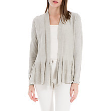 Buy Max Studio Ruffle Hem Cardigan Online at johnlewis.com