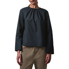 Buy Toast Poplin Drawstring Top Online at johnlewis.com