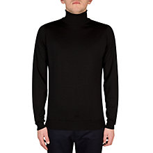Buy John Smedley Cherwell Rollneck Long Sleeve Jumper Online at johnlewis.com