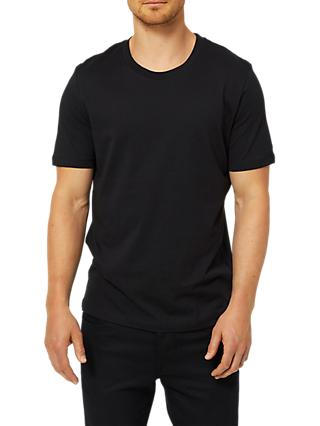 SELECTED HOMME 'The Perfect Tee' Pima Cotton T-Shirt
