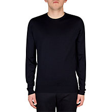 Buy John Smedley Lundy Crew Neck Jumper Online at johnlewis.com
