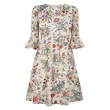 Buy Oasis Azelia Printed Lace Dress Online at johnlewis.com