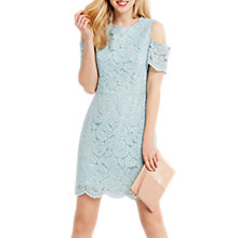 Buy Oasis Lace Cold Shoulder Dress Online at johnlewis.com