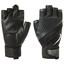 Buy Nike Destroyer Training Gloves, Black/Anthracite Online at johnlewis.com
