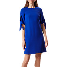 Buy Hobbs Anita Dress, Cobalt Online at johnlewis.com