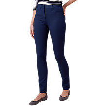 Buy Hobbs Amanda Regular Jeans, French Blue Online at johnlewis.com