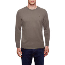 Buy Hackett London Lambswool Crew Neck Jumper Online at johnlewis.com