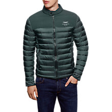 Buy Hackett London AMR Jacket, Green Online at johnlewis.com