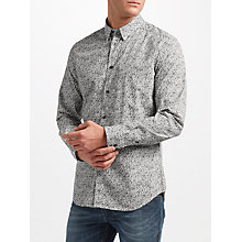 Buy Diesel S-Crows Shirt, Vapourous Grey Online at johnlewis.com