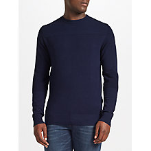 Buy Diesel K-Gee Jumper, Peacoat Blue Online at johnlewis.com