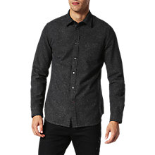Buy Diesel S-Gru Shirt, Black Online at johnlewis.com