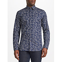 Buy Diesel S-Stary Shirt, Peacoat Blue Online at johnlewis.com