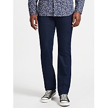 Buy Diesel Waykee Jeans, Royal Indigo Online at johnlewis.com