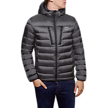 Buy Hackett London Quilted Aston Martin Jacket, Grey Online at johnlewis.com