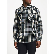 Buy Diesel S-East Shirt, Total Eclipse Online at johnlewis.com