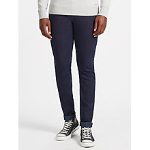 Buy Diesel Sleenker Tapered Jeans, Royal Indigo Online at johnlewis.com