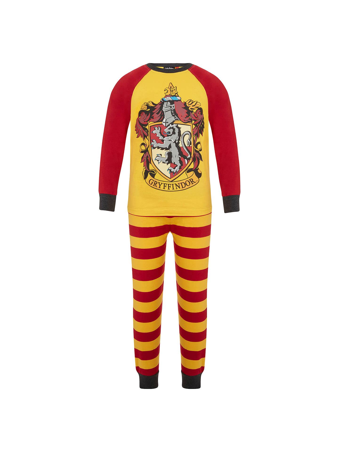 21fcbf56ceaa Harry Potter Children s Gryffindor Pyjamas