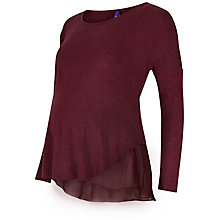 Buy Séraphine Hilda Double Layer Maternity Top Online at johnlewis.com