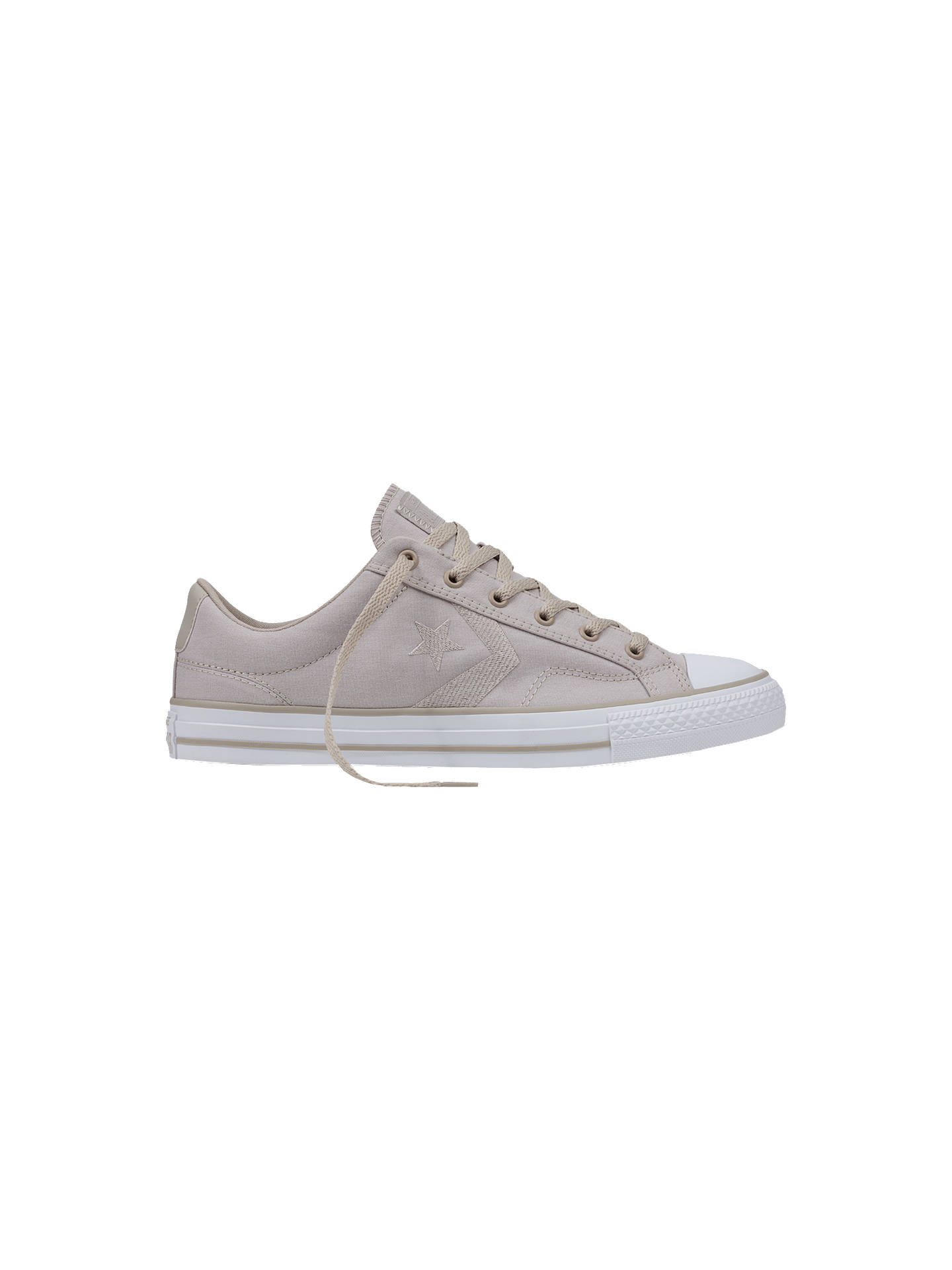 Converse Star Player Ox Trainers at John Lewis   Partners d24e1f1d3